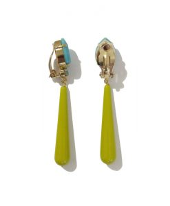 clip long anis turquoise ferrandis