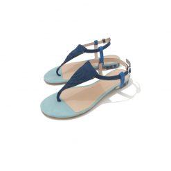 MELLOW YELLOW Sandale BRAD Marine