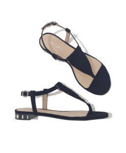 MELLOW YELLOW Sandale BRAD Noir
