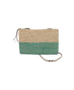 POCHETTE Bandouillère IVAHONA Saro Pocket Vert