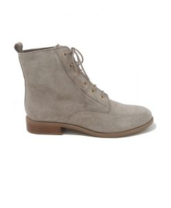 BOTTINES Lacées Beige MELLOW YELLOW