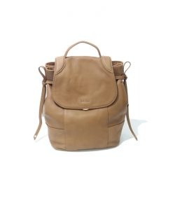 SAC Cuir Camel KATE LEE Tina