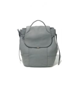 SAC Main Cuir Gris KATE LEE Tina