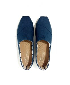 CHAUSSURES Toile Marine Femme TOMS
