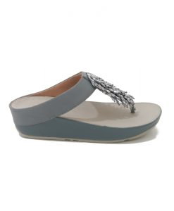 MULES Femme FITFLOP Rumba Gris