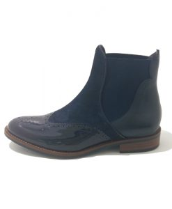 CHELSEA BOOTS Femme Marine HE SPRING