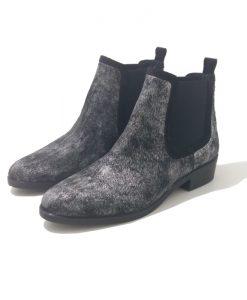 KANNA Boots Pony Silver Nola