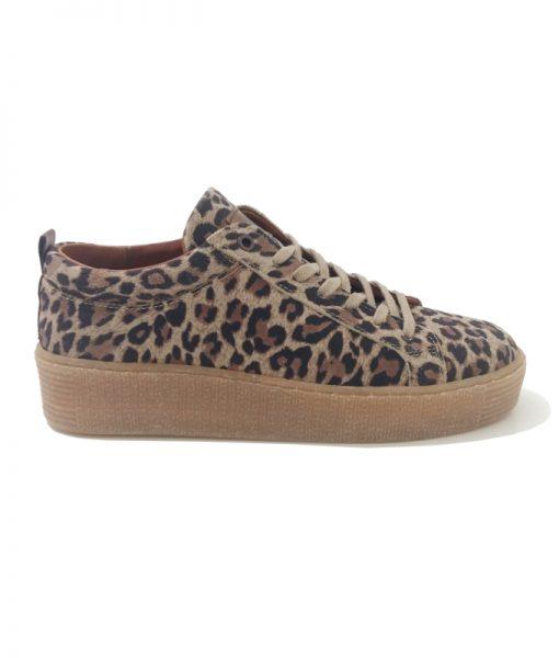 Marque REQINS Sneakers Léopard Aline