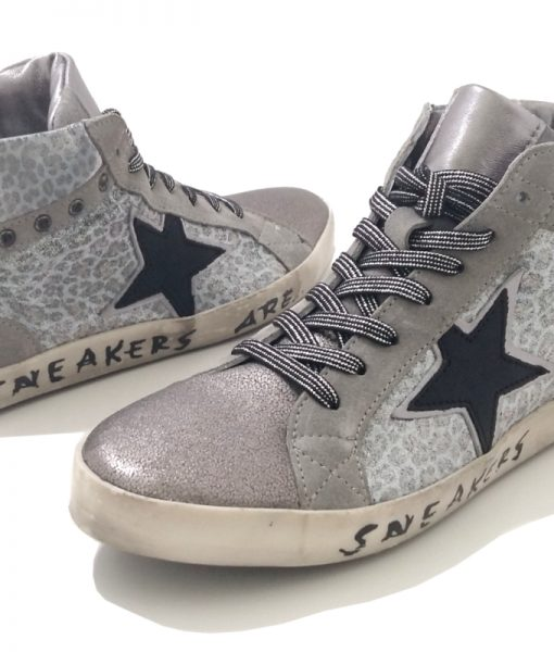 Marque REQINS Sneakers Sheraton Tag