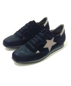 SNEAKERS Marine tendance BLU VELVET Run