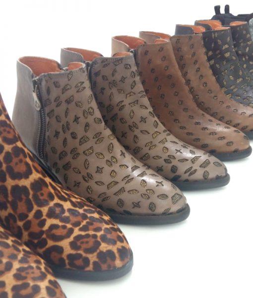 kanna boots femme hiver tendance