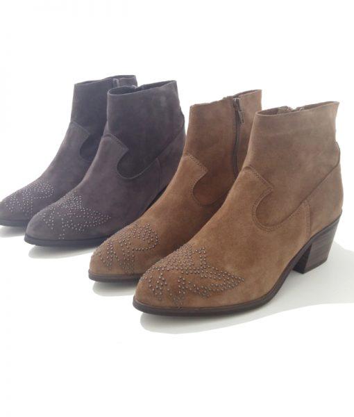 marque REQINS Boots Femme Jackson