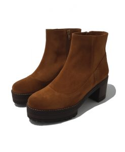 BOTTINES Plateforme Camel MELLOW YELLOW
