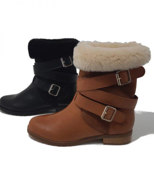 MELLOW YELLOW Boots Fourrées Cathia