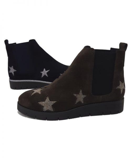 REQINS Boots Femme Annabelle Peau étoile