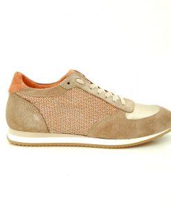REQINS Sneakers Femme Erika Sable Peach