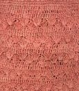 Petit SAC Crochet Raphia Rose IVAHONA