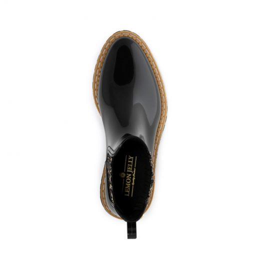 LEMON JELLY Boots Pluie Femme IZA Black