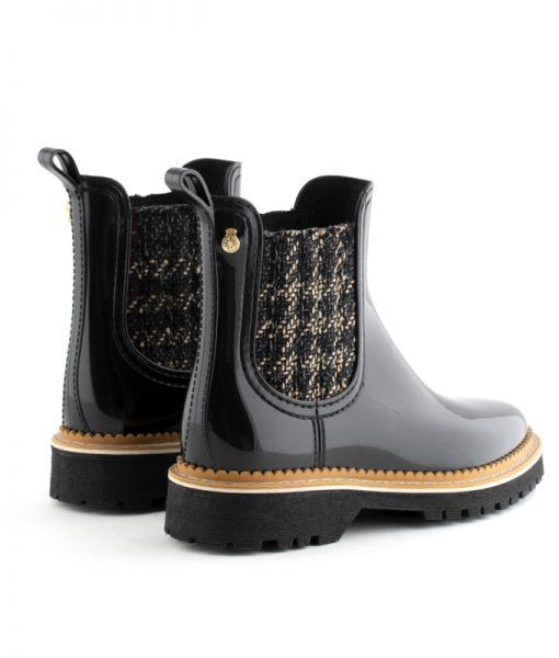 LEMON JELLY Boots Pluie Femme IZA Black LEMON JELLY Boots Pluie Femme IZA Black