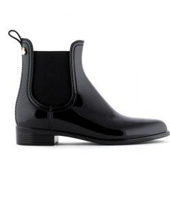 LEMON JELLY Boots Comfy Noir