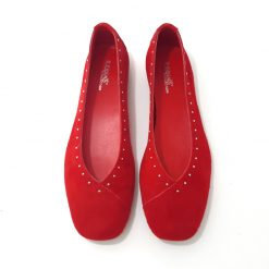Ballerines rouge REQINS Hamel