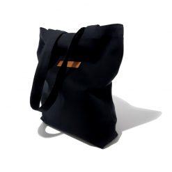 tote bag coton noir