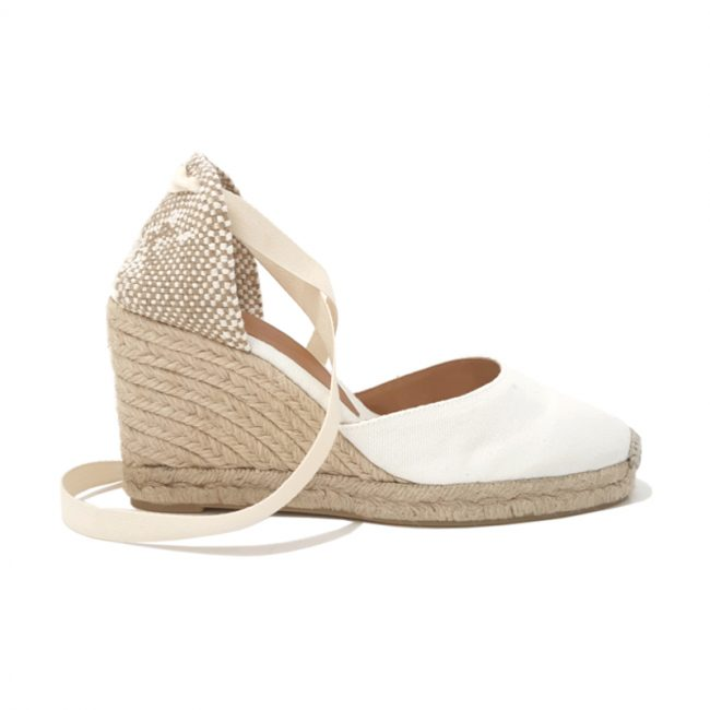 Castaner Carina Blanches 8cm