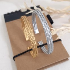 IKITA Bracelet fantaisie Tresse