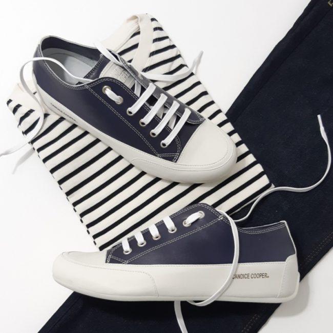 Baskets Femme Candice Cooper