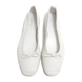 Ballerines harmony Blanc