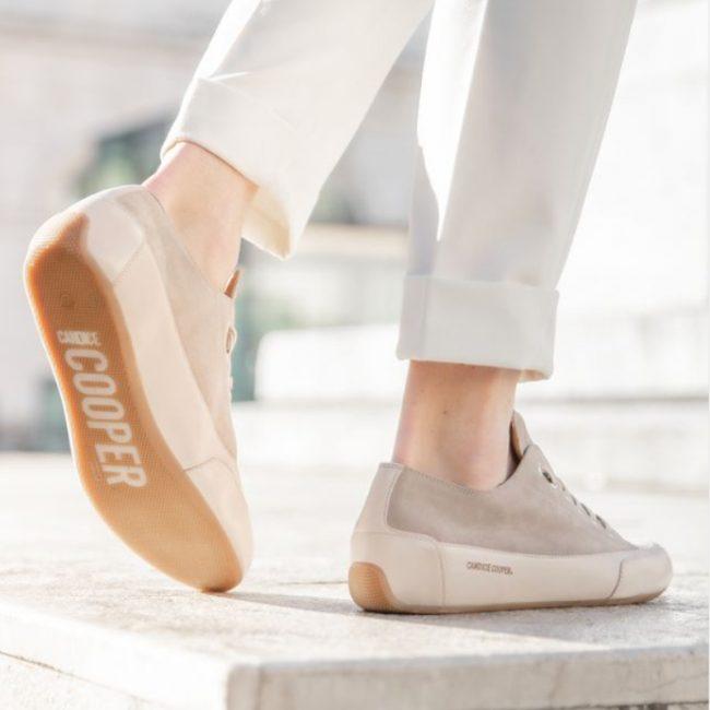 Baskets Femme Candice Cooper Rock