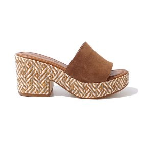 Mules 2411 Taupe